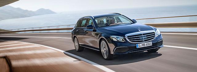 Mercedes E T Modell Informationen