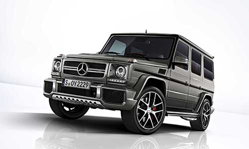 Mercedes-AMG exclusive Edition